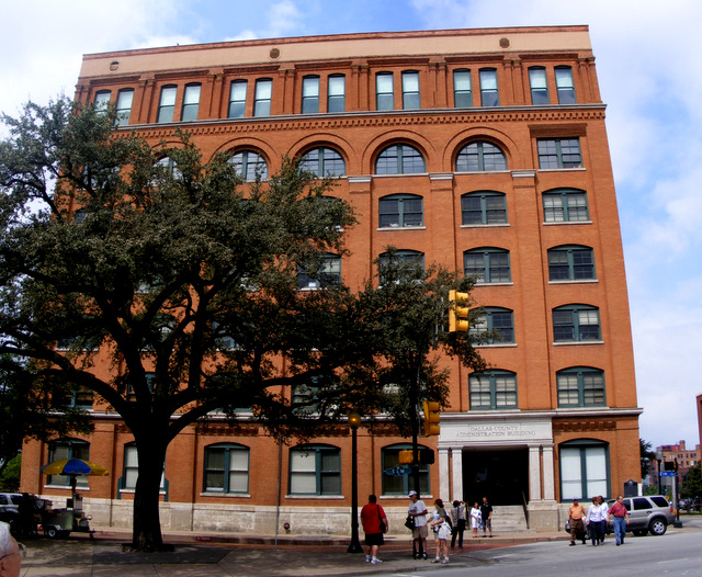 The Sixth Floor Museum At Dealey Plaza Dallas Texas