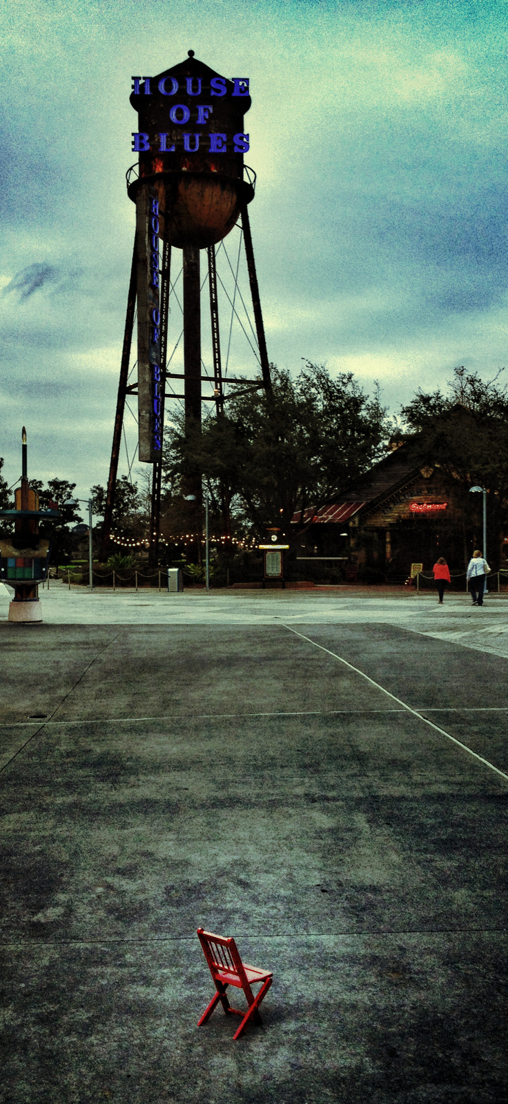 House of Blues — Downtown Disney, Florida (1/17/13)