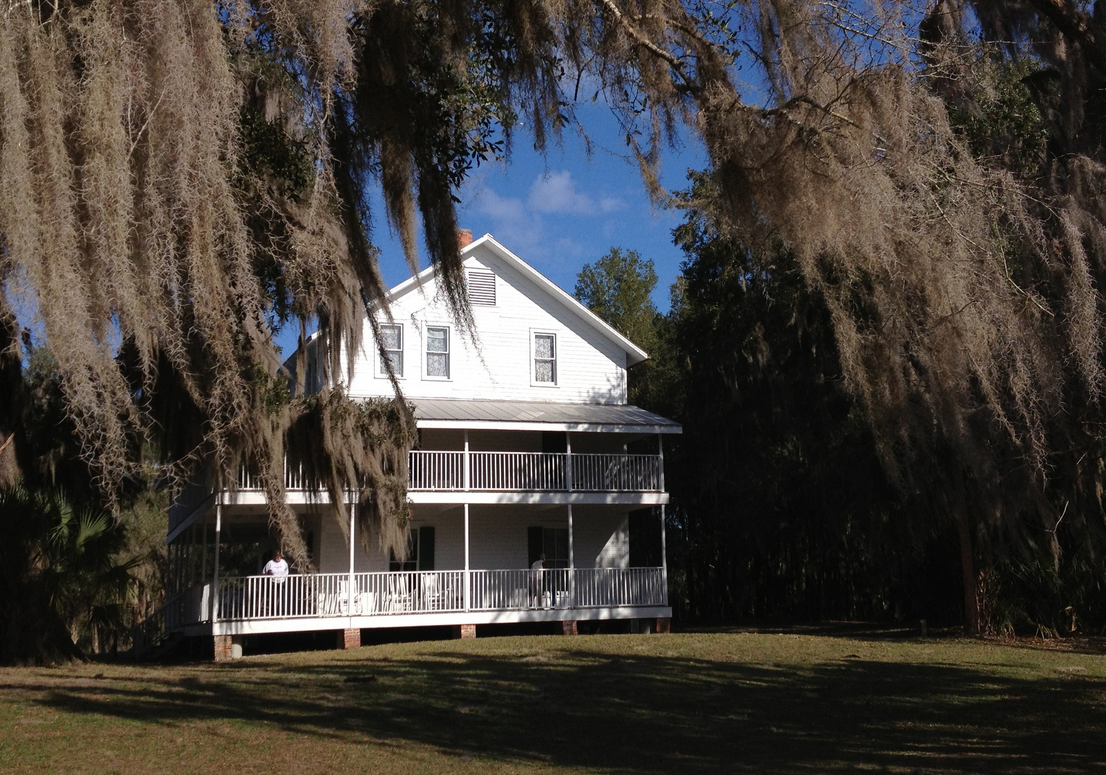 Thursby House — Blue Springs State Park