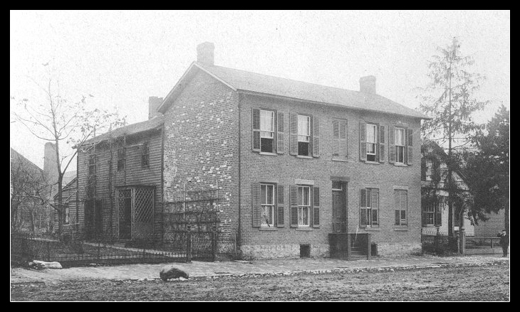 Hayes' Birthplace