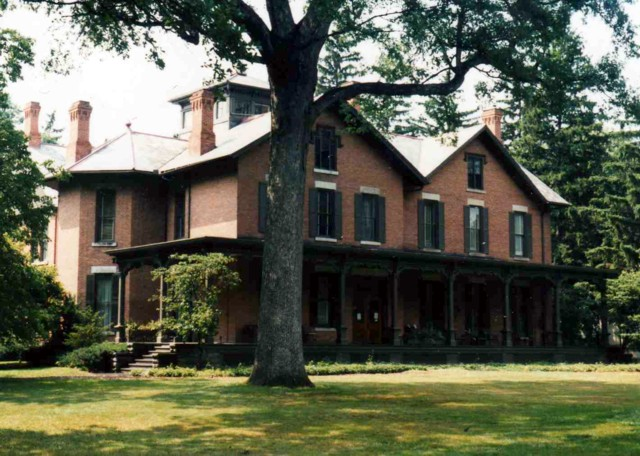 Spiegel Grove, Rutherford B. Hayes house
