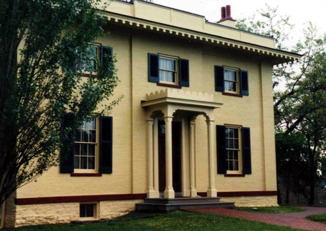 Taft's house