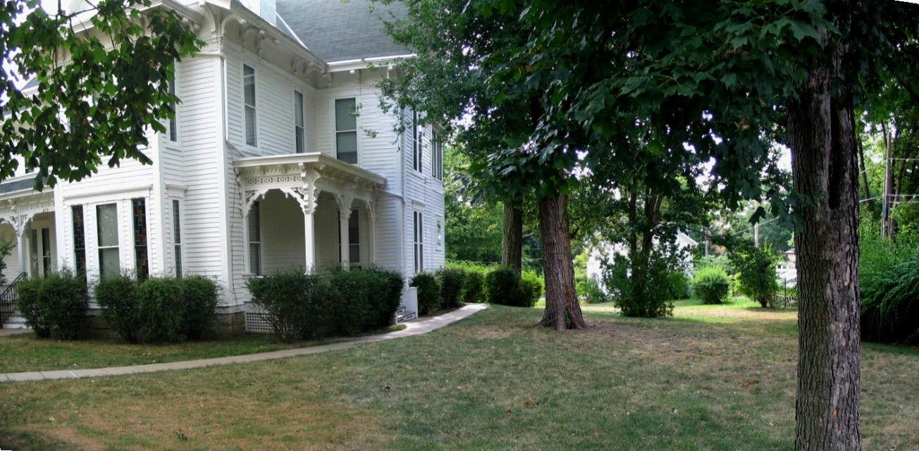 Truman's home