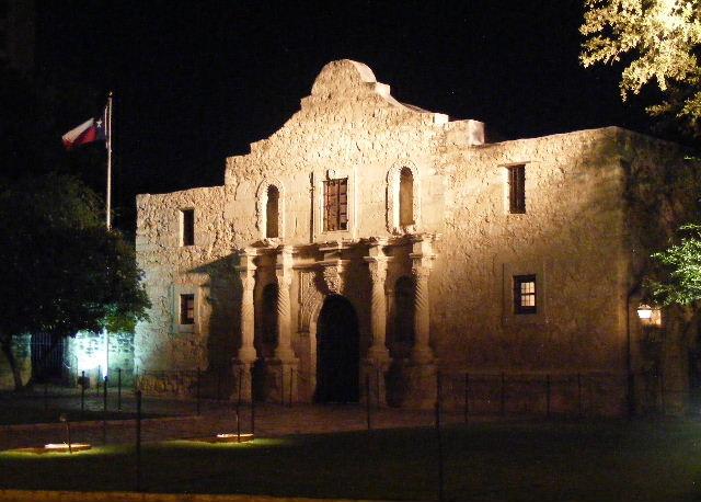 The Alamo — October 20, 2008 — 8:47 pm