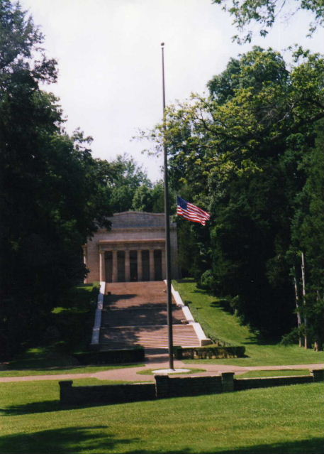 Lincoln's birthplace — or not.