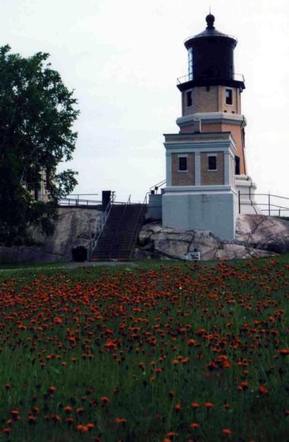 Split Rock Lighthouse - taken by Steve Wick