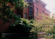 Benjamin Harrison's house - side view