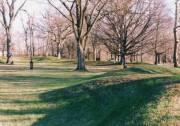 Fort Kaskaskia State Historical Site, Illinois - December, 2003