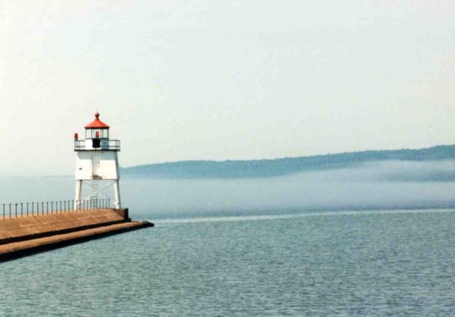 Two Harbors Breakwater Light