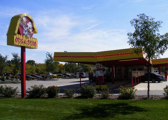 West Lafayette, Indiana Dog n Suds — September 26, 2008